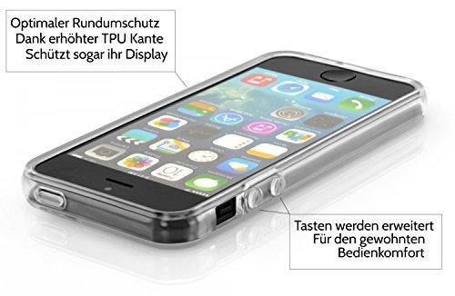 iphone 5s custodia trasparente