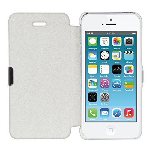 iphone 5 custodia bianco