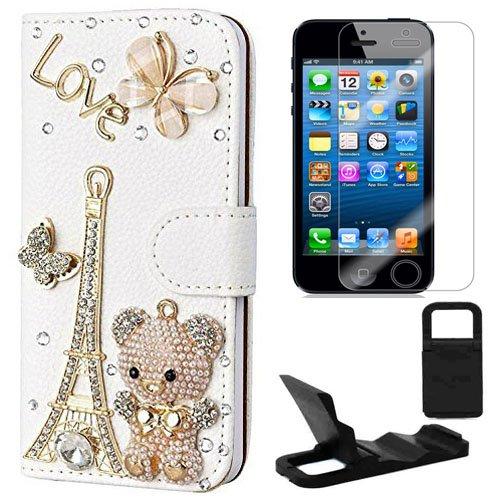 custodia portafoglio iphone 5