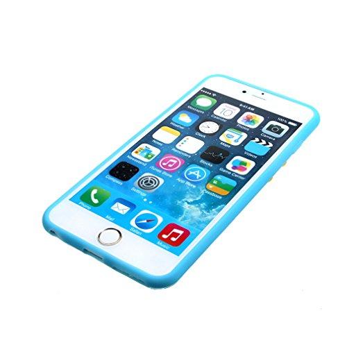 custodia iphone 6 plus silicone morbido