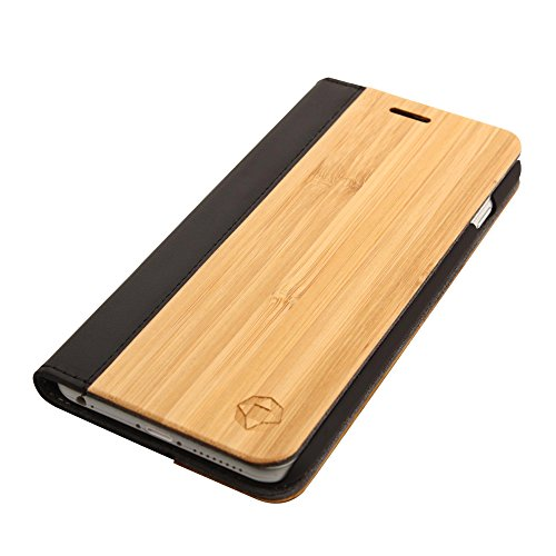 custodia iphone 6 in legno